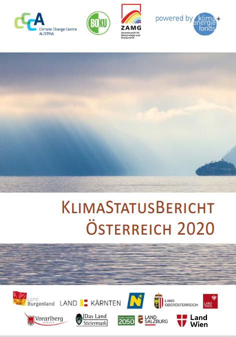 © Klimastatusbericht Österreich 2020, Hrsg. CCCA 2021